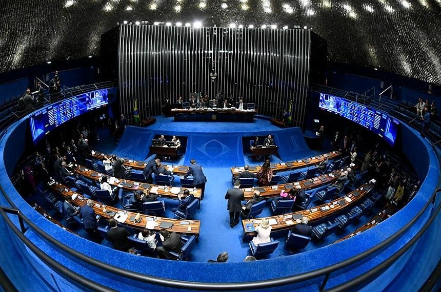 Prevista votação em primeiro turno da Reforma da Previdência no Plenário do Senado