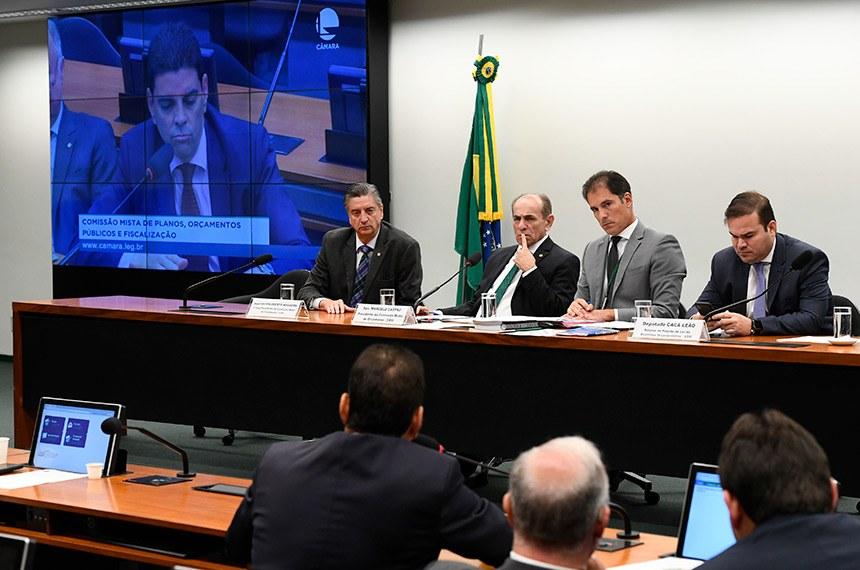 Discussão e votação das sugestões de emenda à LOA e PPA nesta semana