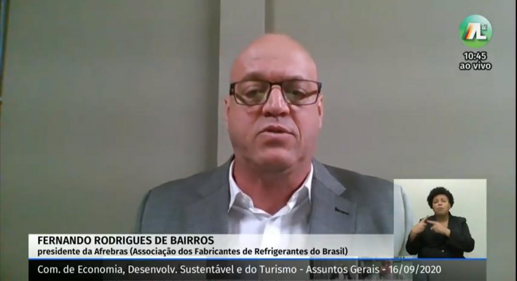 'Precisamos salvar empresas de refrigerantes regionais', diz presidente da Afrebras