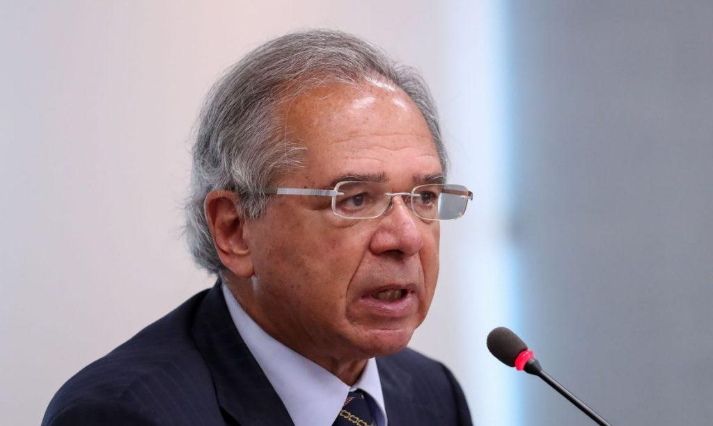 Desentendimento político interrompe reforma tributária, diz Paulo Guedes